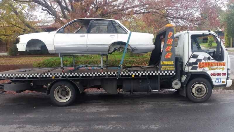 Car Towing Adelaide004