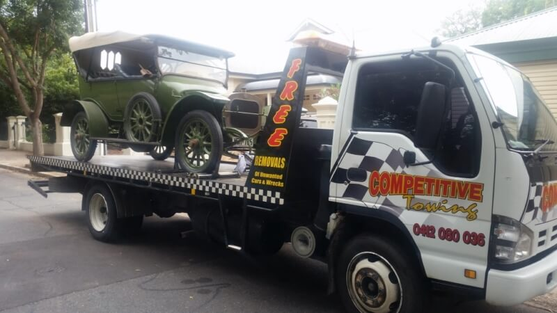 Car Towing Adelaide007