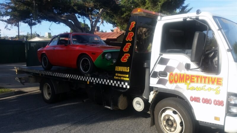 Car Towing Adelaide009