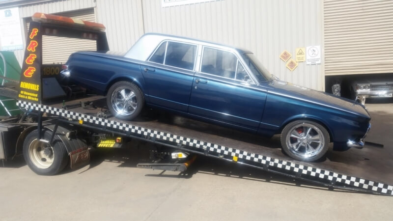 Car Towing Adelaide010