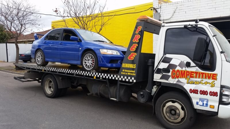 Car Towing Adelaide012