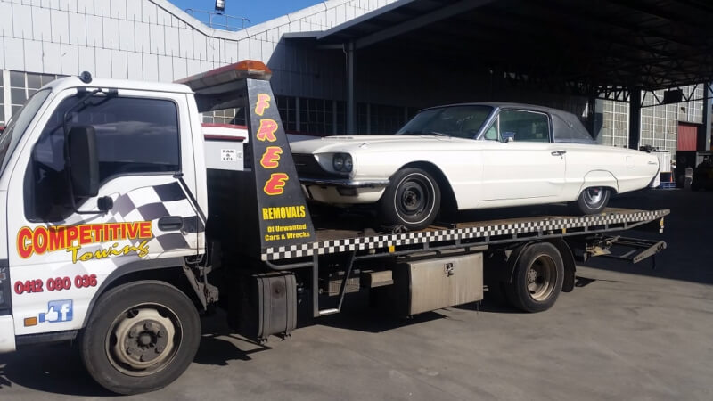 Car Towing Adelaide018
