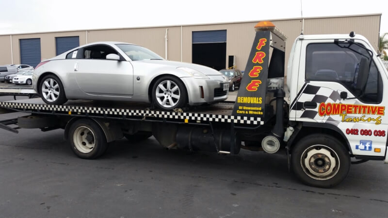 Car Towing Adelaide021