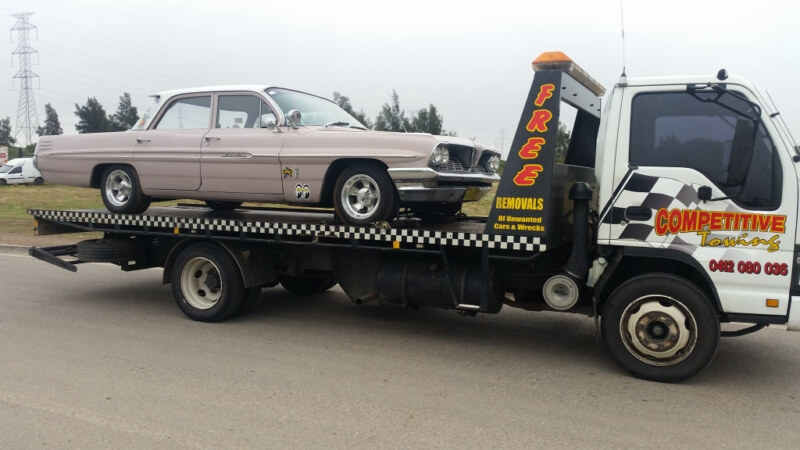 Car Towing Adelaide026