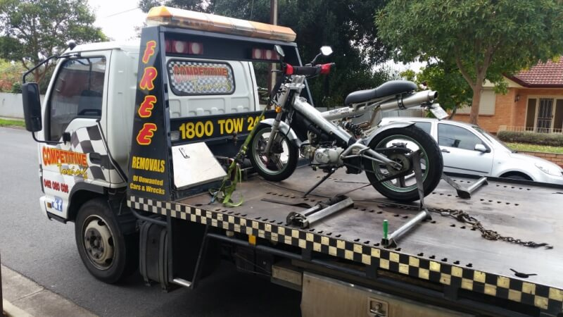 Car Towing Adelaide027