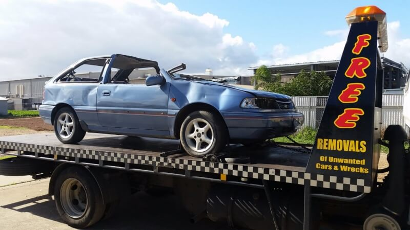 Car Towing Adelaide028
