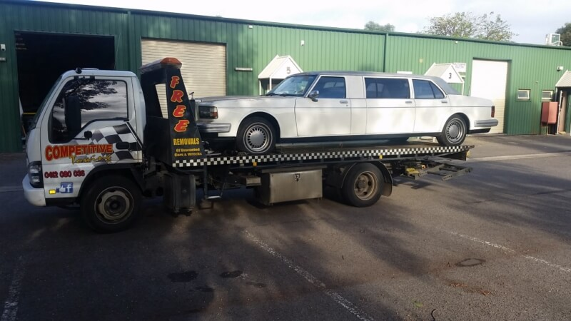 Car Towing Adelaide030