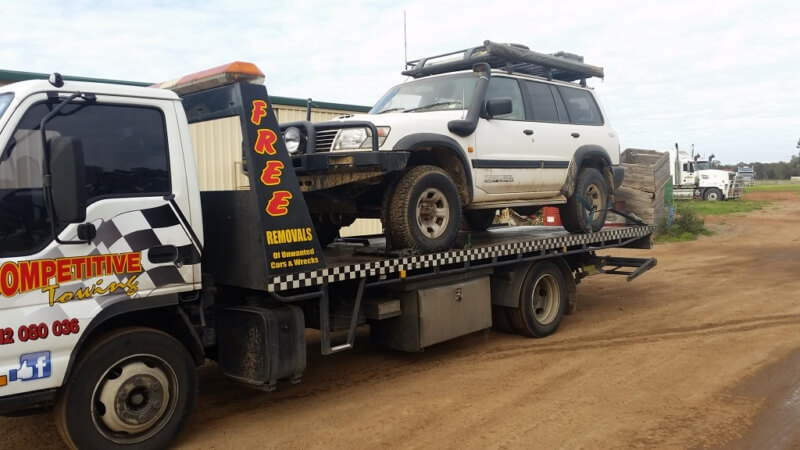 Car Towing Adelaide038