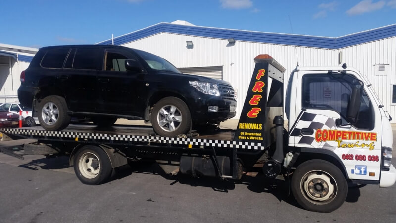 Car Towing Adelaide039