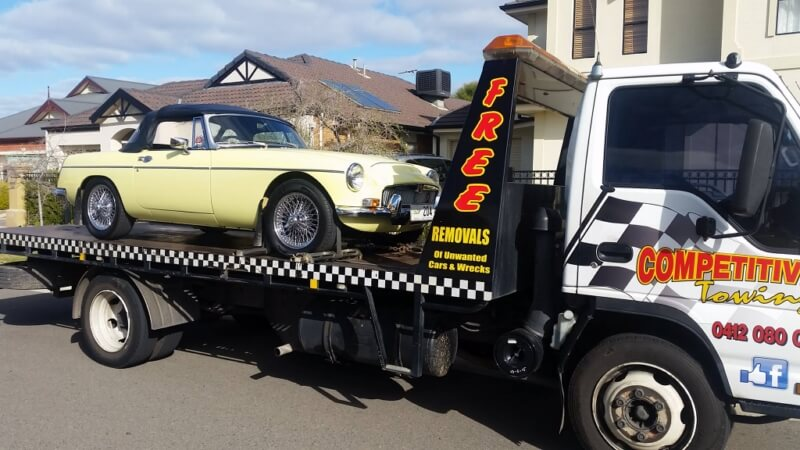 Car Towing Adelaide041