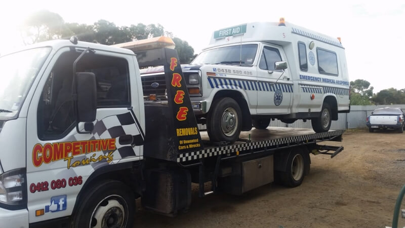 Car Towing Adelaide042
