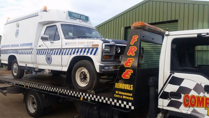 Car Towing Adelaide043