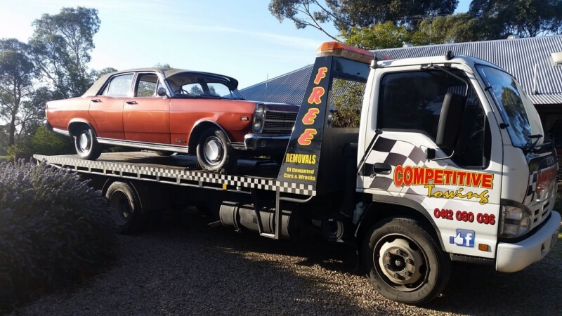 Car Towing Adelaide045