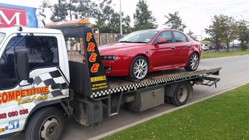 Car Towing Adelaide048