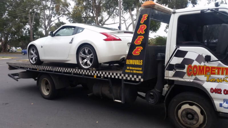 Car Towing Adelaide049