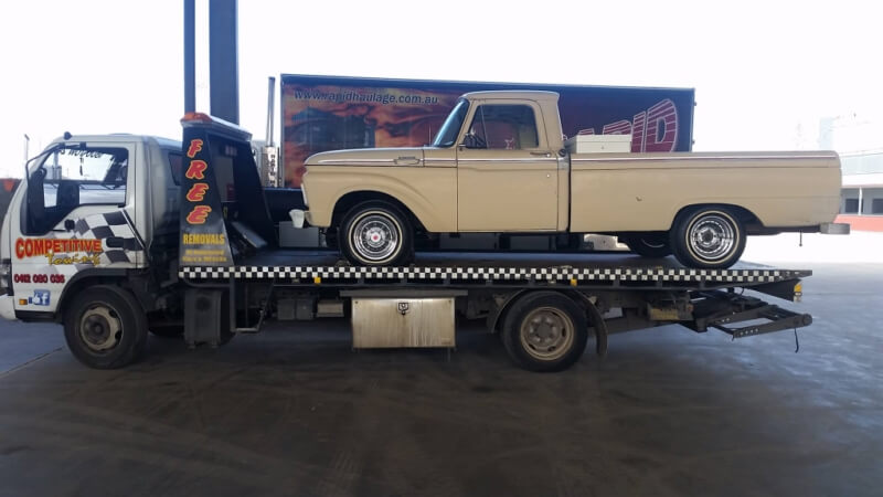 Car Towing Adelaide050