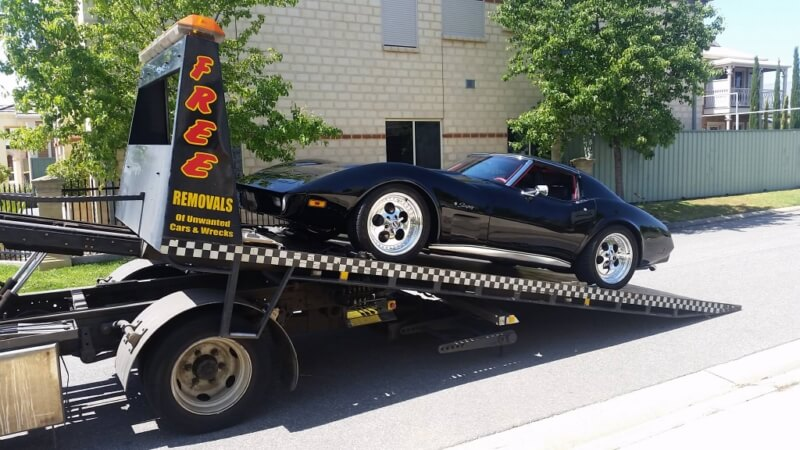 Car Towing Adelaide055