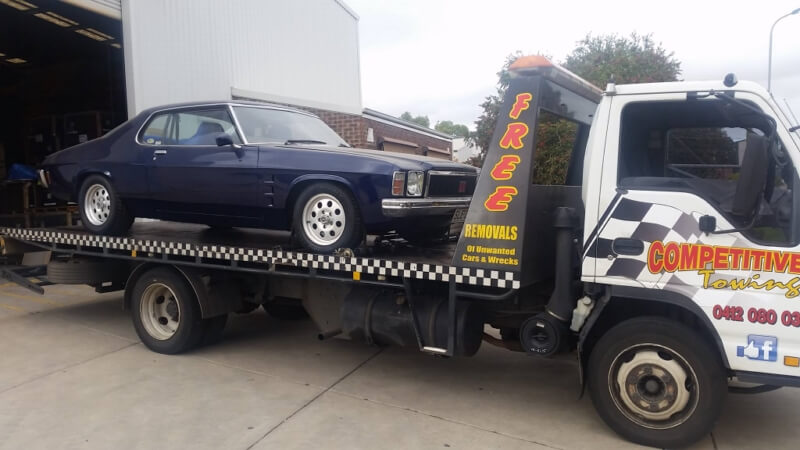 Car Towing Adelaide066