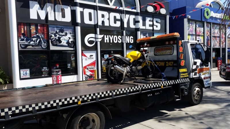 Car Towing Adelaide068