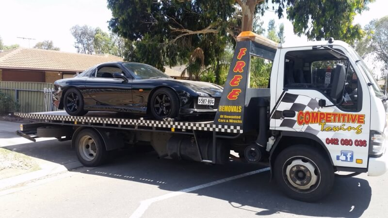 Car Towing Adelaide071