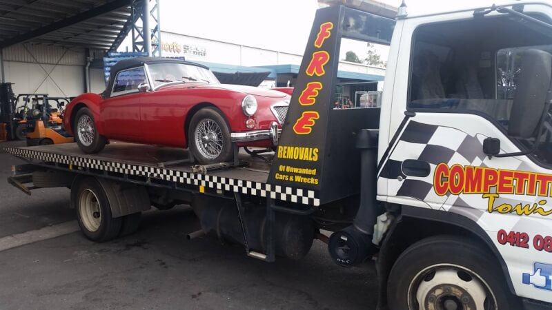 Car Towing Adelaide074