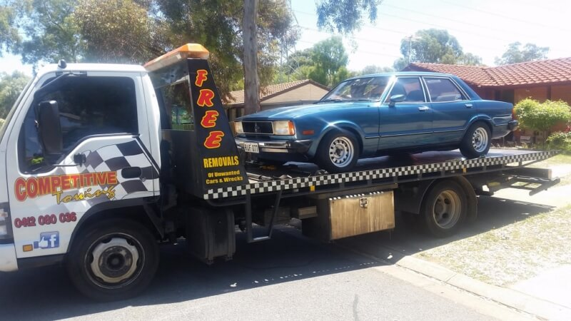 Car Towing Adelaide078