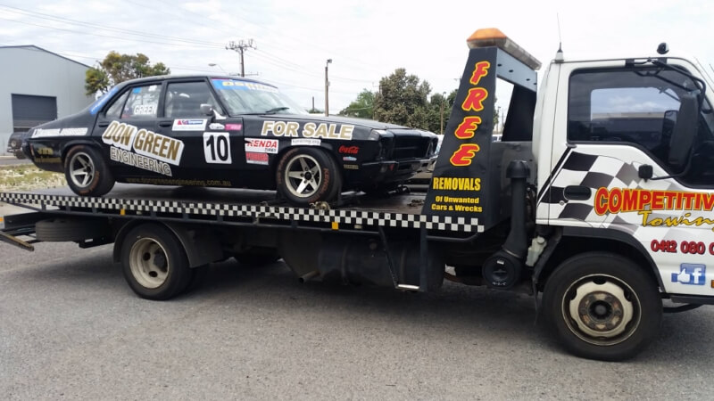 Car Towing Adelaide080