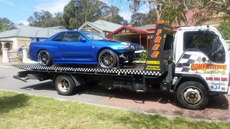 Car Towing Adelaide083