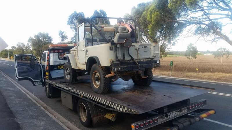 Car Towing Adelaide084