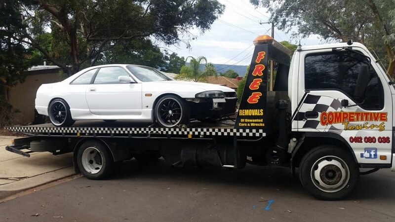Car Towing Adelaide087