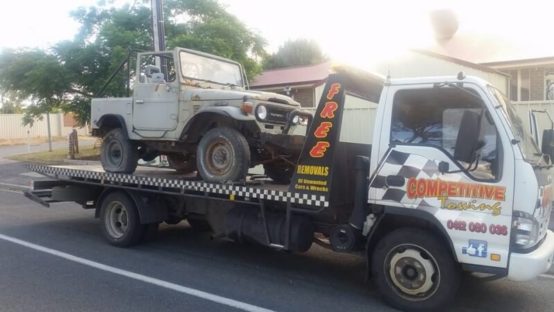 Car Towing Adelaide088