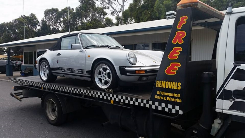 Car Towing Adelaide092
