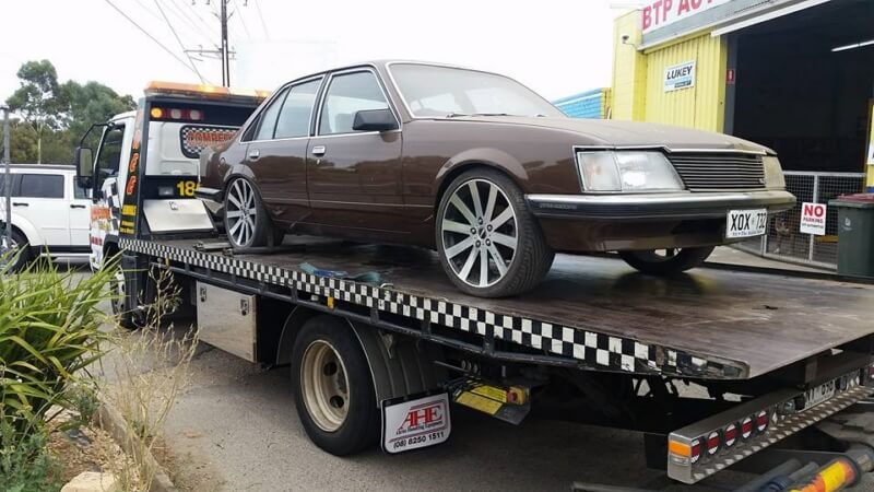 Car Towing Adelaide093