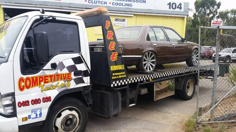 Car Towing Adelaide094