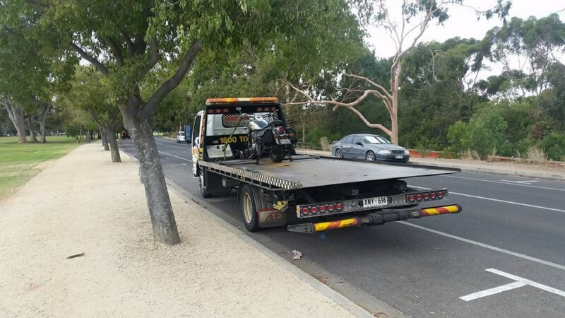 Car Towing Adelaide095