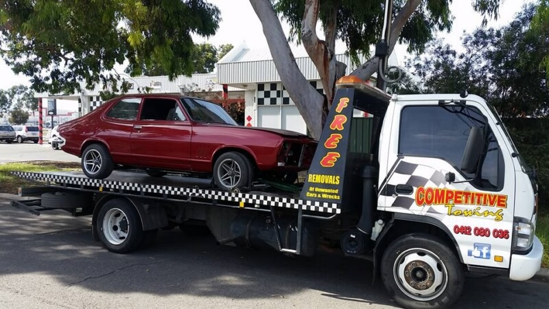 Car Towing Adelaide098