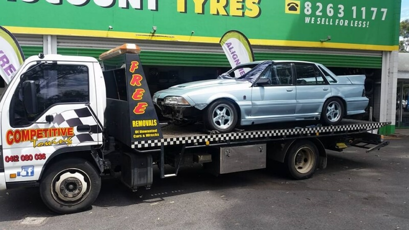 Car Towing Adelaide106
