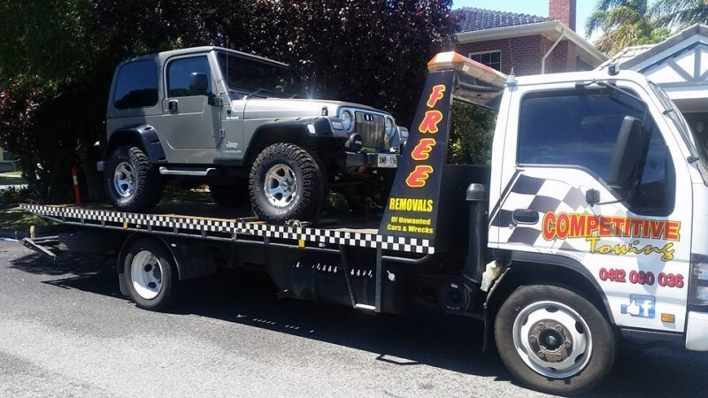 Car Towing Adelaide107