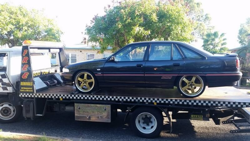 Car Towing Adelaide112