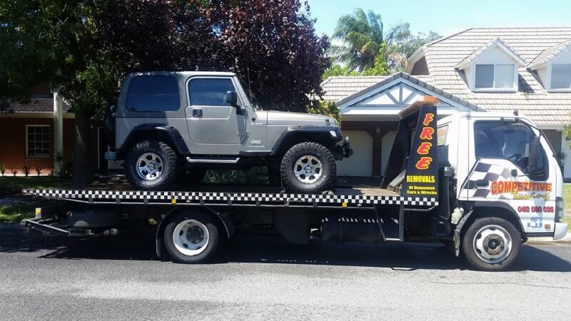 Car Towing Adelaide113