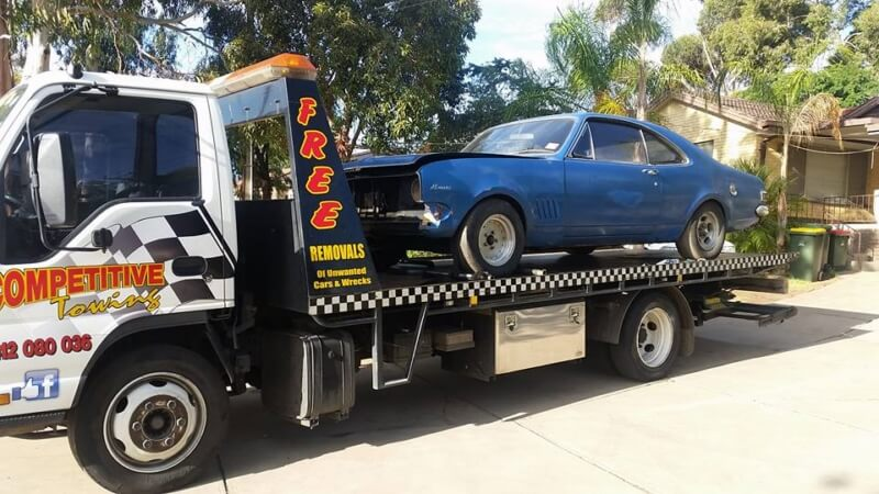 Car Towing Adelaide125