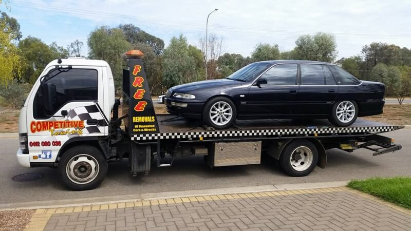 Car Towing Adelaide127