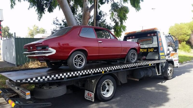 Car Towing Adelaide134