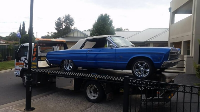 Car Towing Adelaide136