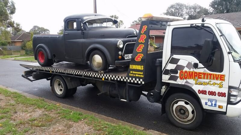 Car Towing Adelaide138