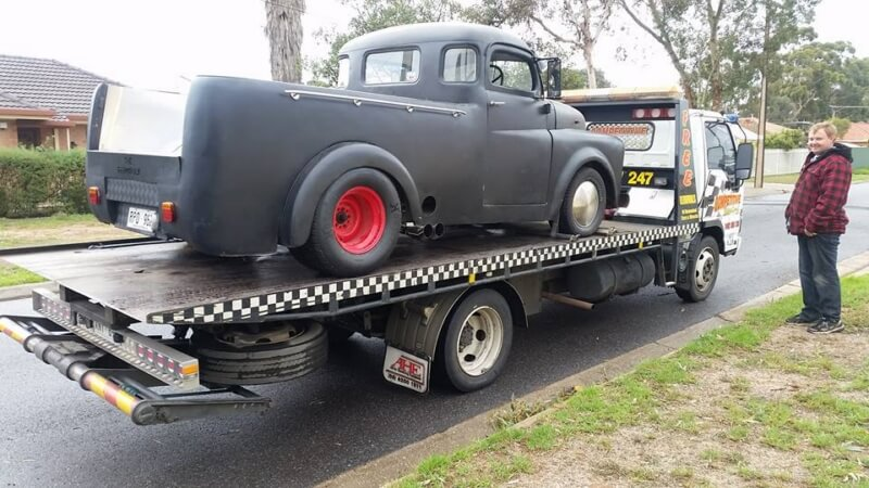Car Towing Adelaide140