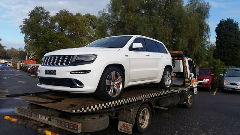 Car Towing Adelaide149