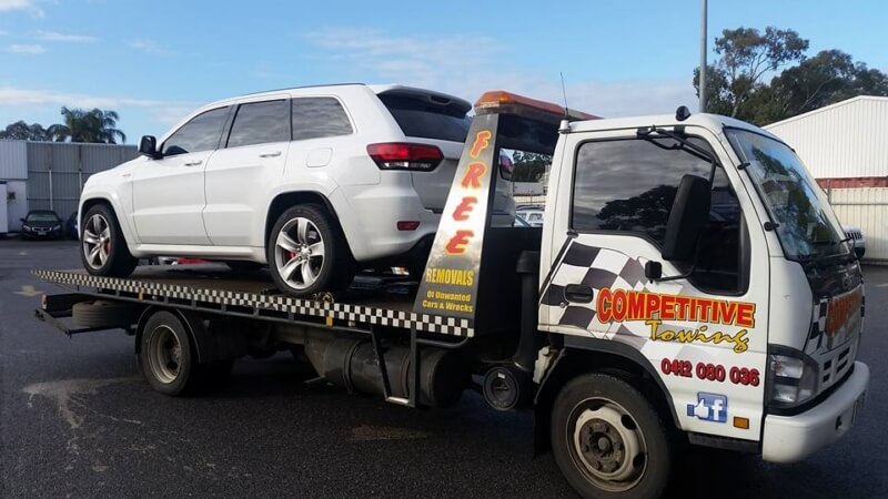 Car Towing Adelaide151