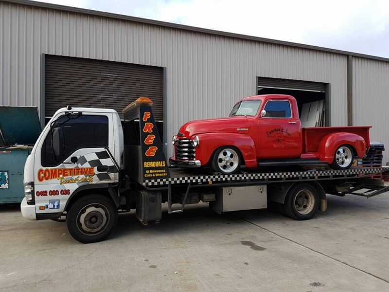 Car Towing Adelaide160