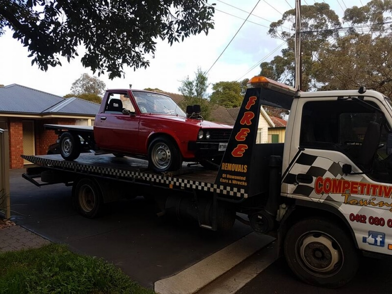 Car Towing Adelaide163
